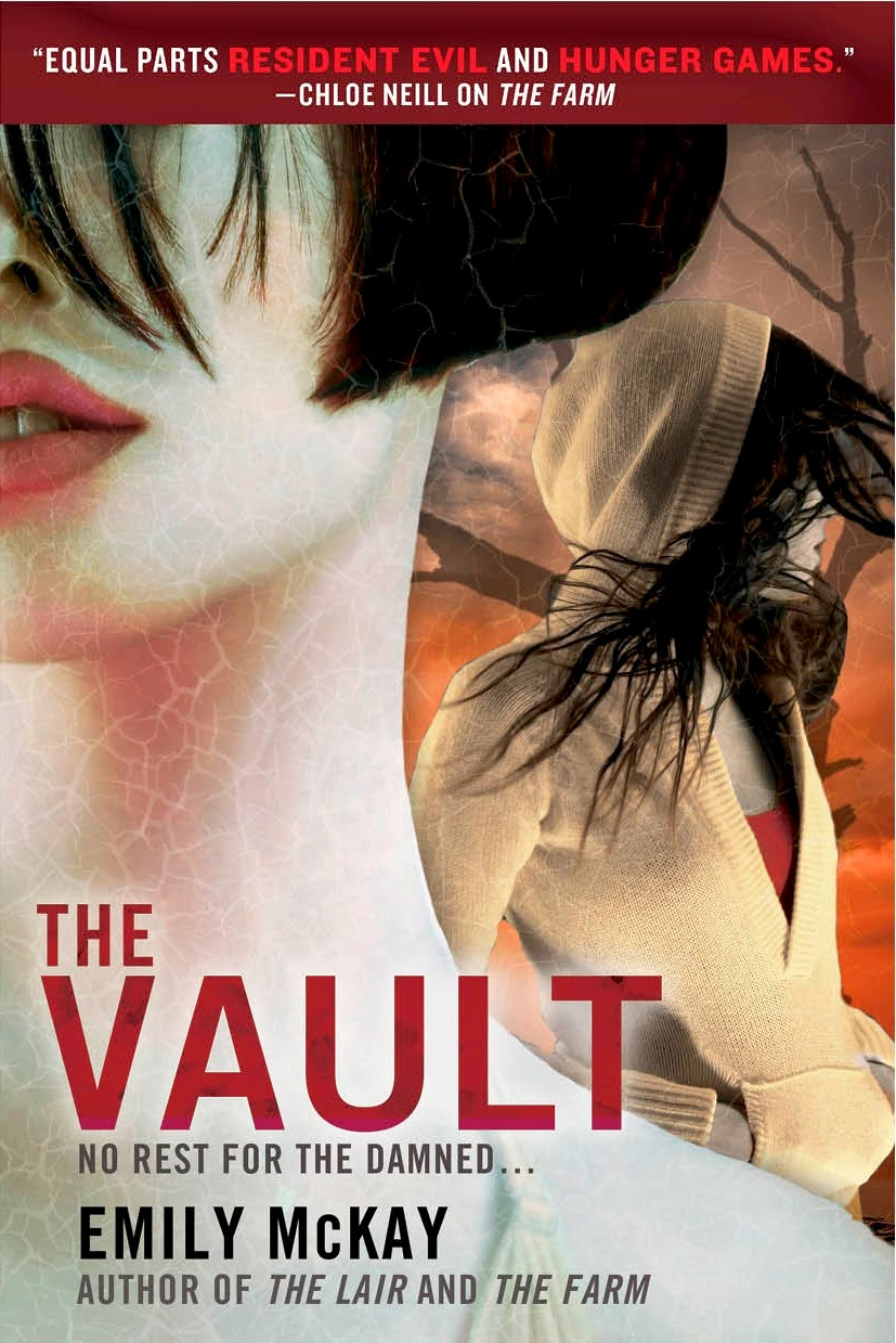 The Vault (The Farm #3) by Emily McKay