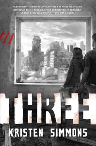 Three (Article 5 #3) by Kristen Simmons