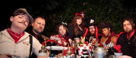 Steampunk Events April 2013