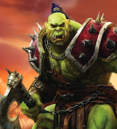 World of Warcraft, Orc