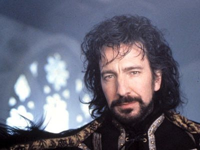 Magnificent Bastards Accents Alan Rickman Prince of Thieves Nottingham