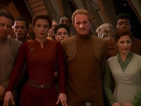 The Star Trek: Deep Space Nine Rewatch on Tor.com: Accession