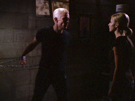Buffy the Vampire Slayer, Never Leave Me, Bring It On, Spike