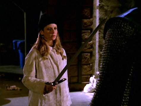 Buffy the Vampire Slayer, Checkpoint, Buffy