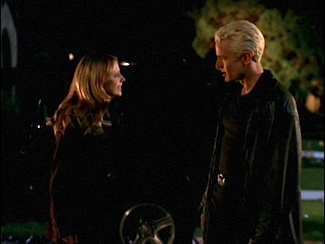 Buffy the Vampire Slayer, Crush, Spike