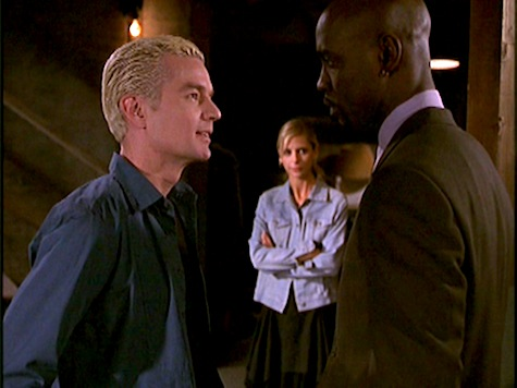 Buffy the Vampire Slayer, Get It Done, Spike, Robin