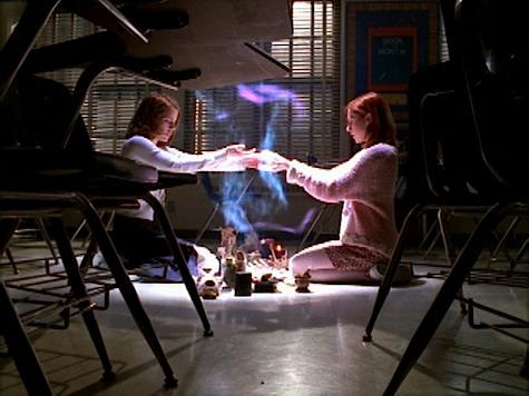 Buffy the Vampire Slayer, Dopplegangland