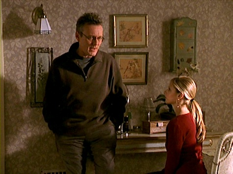 Buffy the Vampire Slayer, First Date, Giles