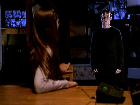 Buffy the Vampire Slayer, First Date, Jonathan
