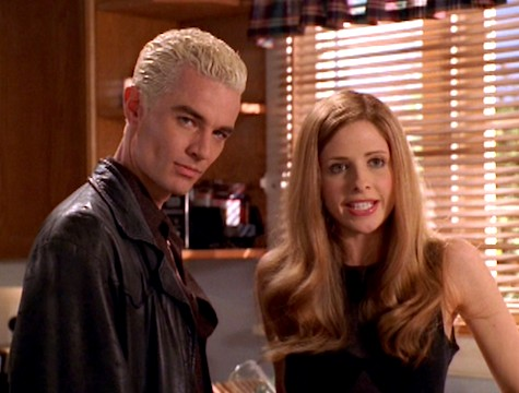 Buffy the Vampire Slayer, Gone, Spike