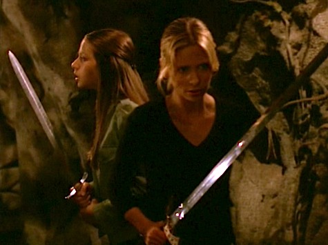Buffy the Vampire Slayer, Grave, Dawn