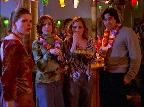 Buffy the Vampire Slayer, I Was Made to Love You, Willow, Xander, Tara, Anya
