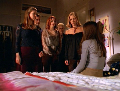Buffy the Vampire Slayer, Older and Far Away, Dawn, Tara, Spike, Xander, WIllow
