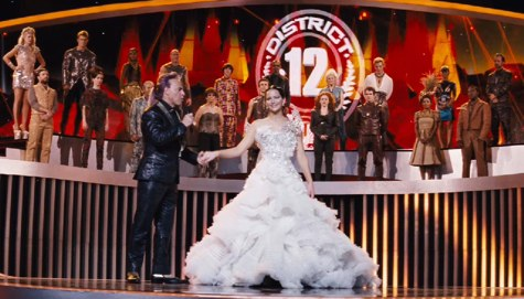 Capitol Couture, Katniss, Caesar Flickerman