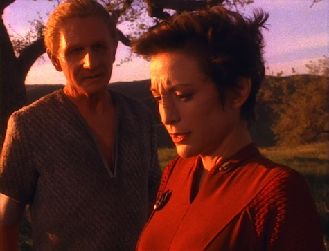 Star Trek: Deep Space Nine Rewatch on Tor.com: Children of Time