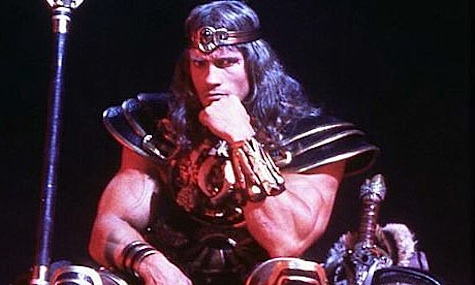 Arnold Schwarzenegger Will Return as Conan the Barbarian