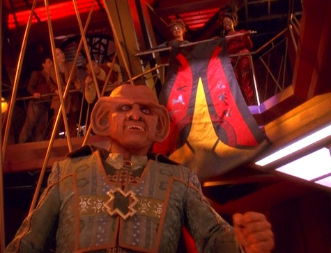 Deep Space Nine, Rapture, Quark