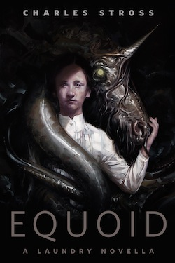 Equoid Charles Stross The Laundry Files Dave Palumbo Patrick Nielsen Hayden