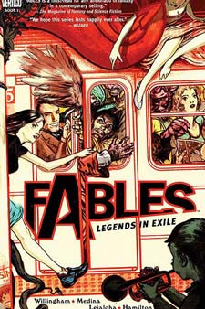 Fables Volume 1 Legends in Exile