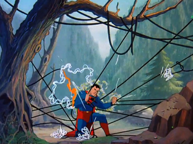 Superman animated Max and Dave Fleischer