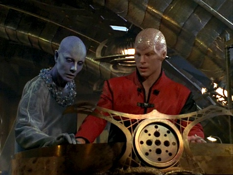 Farscape, My Three Crichtons
