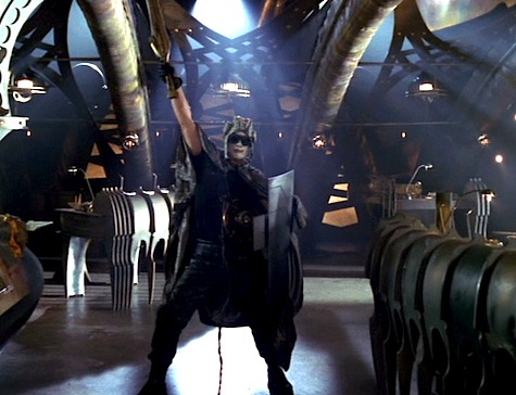 Farscape, Crackers Don't Matter