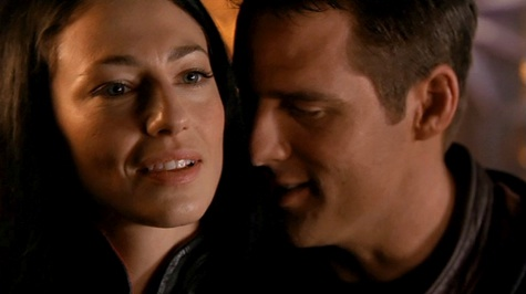 Farscape, We're So Screwed, Hot to Katratzi, Crichton, Aeryn