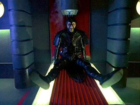Farscape, Losing Time, Scorpius