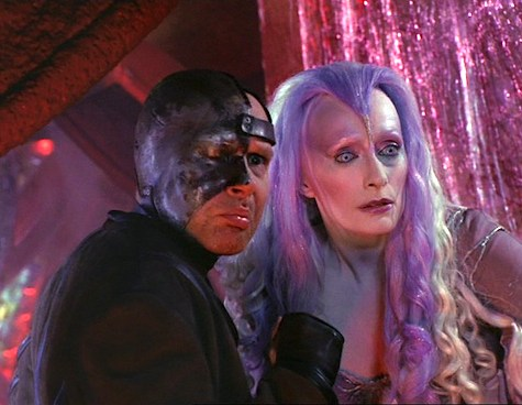 Farscape, Meltdown, Stark