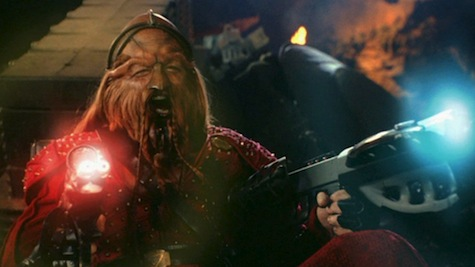 Farscape: The Peacekeeper Wars, D'Argo