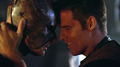 Farscape: The Peacekeeper Wars, Crichton, Stark