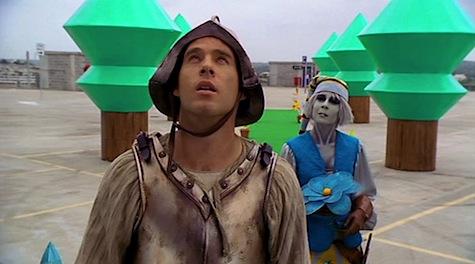 Farscape, John Quixote, Crichton, Chiana