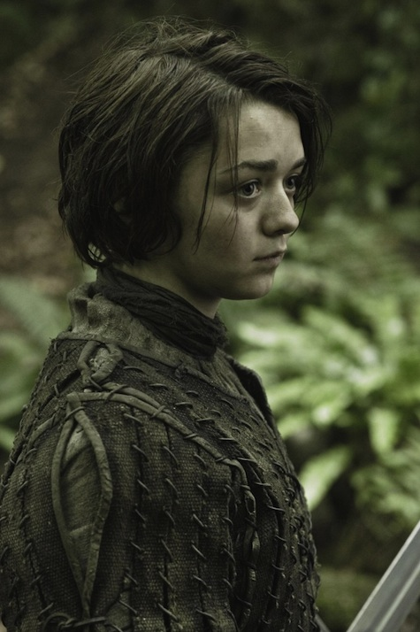 Game of Thrones season 3 Arya