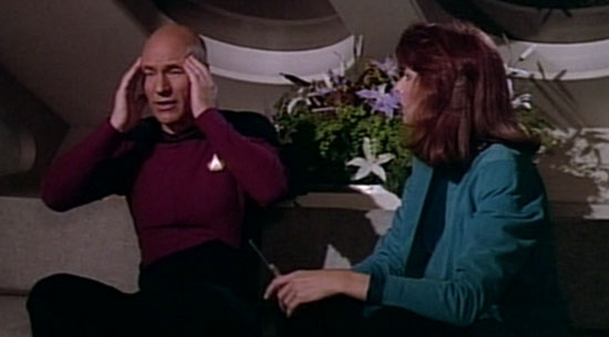 Picard & Crusher