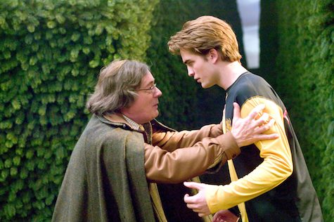 Cedric Diggory Amos Harry Potter