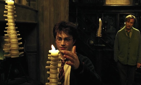 Spine Candle Harry Potter Spine Candles Harry Potter