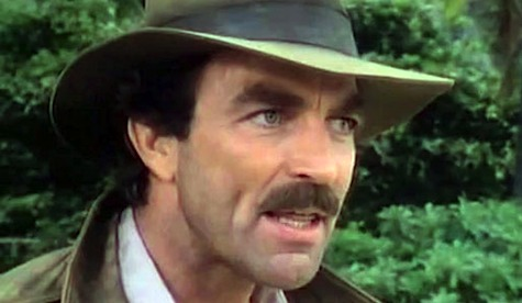 indiana jones, Tom Selleck