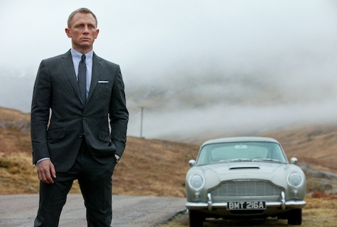 Skyfall Proves that James Bond is a Time Lord