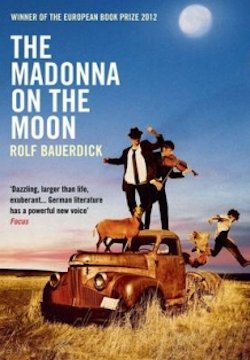 The Madonna on the Moon Rolf Bauerdick UK cover