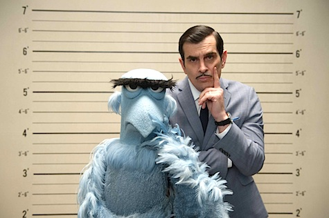 Muppets Most Wanted Ty Burrell Sam the Eagle