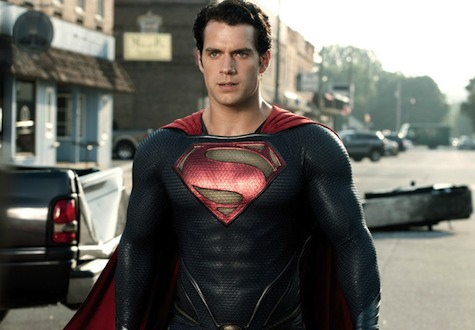 Man of Steel, Henry Cavill, Superman