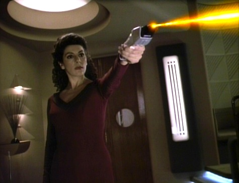 Star Trek: The Next Generation Rewatch on Tor.com: Power Play