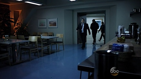 Agents of S.H.I.E.L.D., season 1, episode 18: Providence