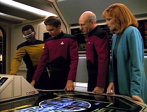 Star Trek: The Next Generation Rewatch on Tor.com: Remember Me