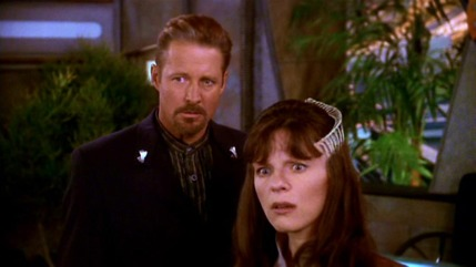 Sheridan and Delenn