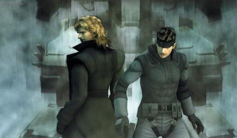 Gaming Roundup Best Feuds Metal Gear Solid