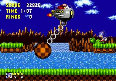 Gaming Roundup Best Feuds Sonic Robotnik