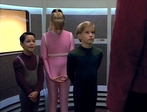 Star Trek: The Next Generation, Disaster