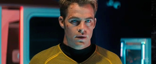 Star Trek Into Darkness Teaser Trailer Features Revenge On A Massive Scale