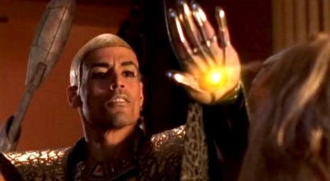 Villain Fashion, Stargate SG-1, Apophis